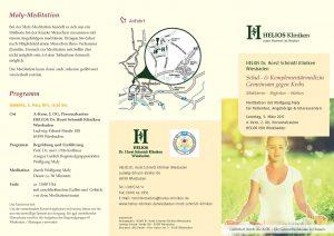Maly Meditation-Helios Klinik