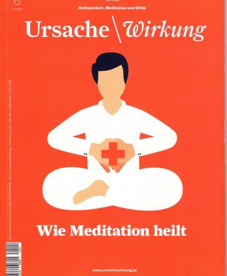 Ursache Wirkung Meditation heilt